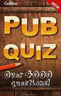 Fun Quizzes For Charity Fundraisers Recommended book for UK Quizmasters