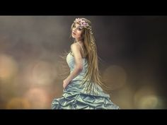 Photoshop Tutorial : Fantasy Dreamy Photo Effects Editing - YouTube