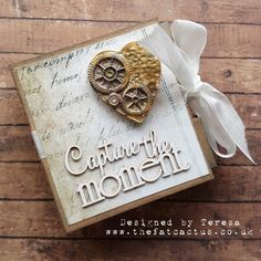 The Artful Days website has a wonderful selection of craft products available to buy – charms, embellishments, chipboards, papers, washi tape and much more. Today I am sharing a project that …