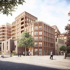 Whitechapel Square, London | Unit Architects