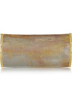 Maiyet Ayla leather clutch