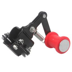 Wingsmoto MOTORCYCLE UNIVERSAL CHAIN TENSIONER GUIDE DIRT PIT BIKE ATV RED
