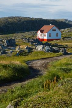 View top-quality stock photos of House With Dirt Road Quirpon Island Newfoundland Canada. Find premium, high-resolution stock photography at Getty Images. Newfoundland Canada, Newfoundland And Labrador, Great Places, Places To See, Beautiful Places, Nova Scotia, Quebec, Alaska, Discover Canada