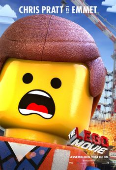 The LEGO Movie (2014) Character Posters #TheLEGOMovie:::: took the boys to see this today:))::::