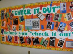 BTFA - QR codes for You Tube links to book trailers