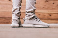 An  OnFeet Look at the adidas Originals Yeezy Boost 350