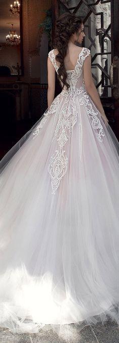 Milva 2017 Vestidos de novia - Colección Sunrise