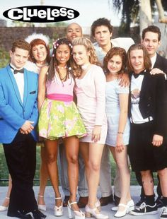 Clueless ~ a hilarious movie with an awesome soundtrack! Clueless 1995, Clueless Outfits, Clueless Fashion, 2000s Fashion, 90s Movies, Iconic Movies, Good Movies, Movie Tv, Indie Movies