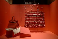 Vitrines Hermès - Paris, juillet 2011 by JournalDesVitrines.com, via Flickr