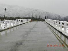el puente de la entrada a EL PICHAO TUCUMAN