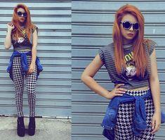 Maria Rondinella - Choies Shirt - WOW!
