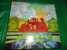Friends The Beach Boys 1968 vintage music record find me at www.dandeepop.com