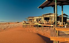 Wolwedans Dunes Lodge in Namibia - The World's Most Remote Hotels | Travel + Leisure