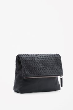 COS   Braided leather bag Shopping Totes, Braided Leather, Cos, Leather Bag, f4e703585b