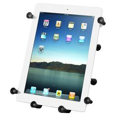 RAM Mount Universal X-Grip III Large Tablet Holder - Fits New iPad
