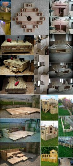 Price Worthy Awesome Shipping Pallet Recycling Ideas