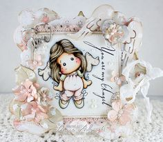♥ A Touch Of Love – Sweetness Love Tilda ♥ – Magnolia