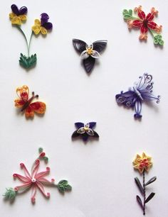 This reminds me of the magazine art bowl project. But it appears to be strips of paper like the ones used in quilling. Quilling is an awesome art – start with small projects like flowers. Wor…