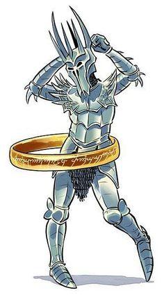 real reason Sauron wants his ring back