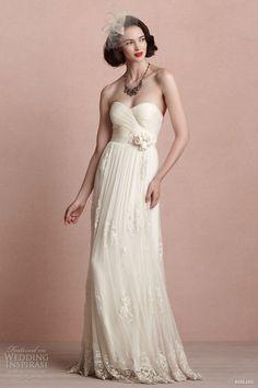 Beautiful!!!!BHLDN Bridal Gowns and Bridesmaid Dresses | Wedding Inspirasi