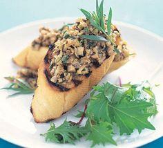 Mushroom & tarragon pâté    BBC Good Food