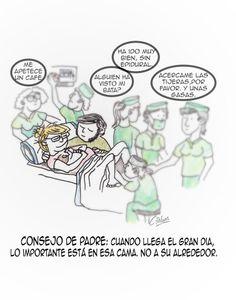 Consejos de padre - viñeta 04 - C.Rabias