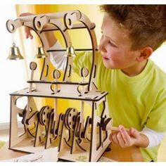 Set de construcción Terra Kids Mecanismo de manivela