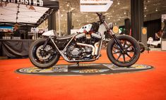 J&P Cycles Ultimate Builder Custom Bike Show - 2018 National MOD Harley Winner - Jesse Srpan of Raw Iron Choppers won over 10,000 in cash + awards #KustomKultureShow