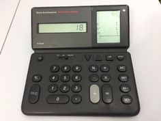 TEXAS INSTRUMENTS Desk Top Paper Free Printer Calculator TI-5038 Tested & Works #TexasInstruments