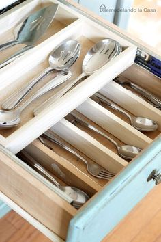 Making the most of your drawers