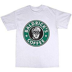 Baldrick Blackadder Inspired T-Shirt 100% Cotton