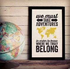 Are you having enough adventures?..