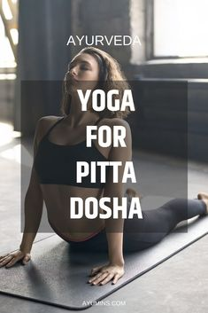 Pittas often have warm hands and feet and sweat easily and a pitta-centered yoga routine is therefore heating, challenging and very focused. Ayurveda Pitta, Ayurveda Yoga, Pitta Dosha Diet, Yoga Studio Design, Pranayama, Yoga Inspiration, Bob Marley, Yoga Quotidien, Daily Yoga Routine