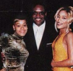 T-Boz, Left eye, and LA Reid I think.