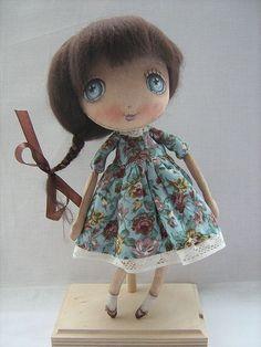 Muñecas hechas a mano perfumada.  Masters - Feria artesanal Mashulya))).  Hecho a mano.