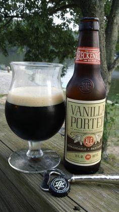 Breckenridge Vanilla Porter (Breckenridge Brewery)