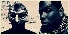 DOOM IS BACK WITH HIS LIGHT SABRE OUT AND HE BROUGHT JAY ELECTRONICA! The new MF Doom and Jay Electronica single