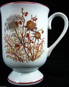 Vintage Fanci Florals Bramble Pattern Mug Cup Japan Wildflowers - (Set of 5 Mugs) Fanci Florals Bramble http://www.amazon.com/dp/B010CDVPDK/ref=cm_sw_r_pi_dp_5VZIvb0N95A9C