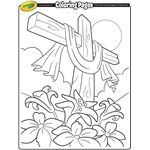 Free Printable Easter Coloring Pages | Crayola.com