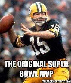 Bart Starr - The Original SuperBowl MVP