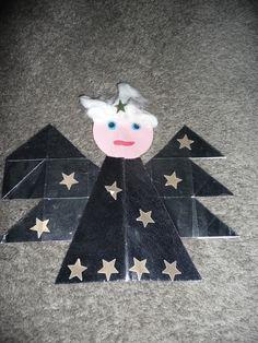 MAP juf Ineke: kerst - Engel Zz, Christmas Ideas, Christmas Crafts, Advent, Kids Rugs, Education, School, Winter, Decor
