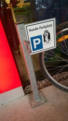 Estacionamiento para mascotas. Austria