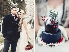 , decor + floral: Rachel A. Clingen Wedding & Event Design // photographer: Samantha Erin Photography // hair: Crystal Salon At Home // make-up: Krystie Anne // hair fascinator: Pomp and Plumage // cake: The Cocoa Cakery // invitations: Paper Damsels