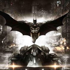 Batman: Arkham Knight!