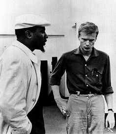"""Monk & Mulligan. East coast bop, mets west coast cool. Defferent styles come together in their 1957 album """"Mulligan Meets Monk."""" 