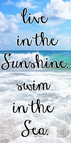Beach Sayings and Beach Quotes Ocean Quotes, Beach Quotes, Beach Sayings, Ocean Sayings, Beach Bum, Ocean Beach, Summer Beach, Photography Beach, I Need Vitamin Sea