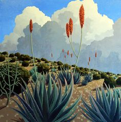 Doug West - Blue Rain Gallery / Santa Fe New Mexico