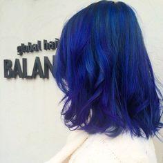 BALANCE.hair @balance.hair 島田カラ〜〜...Instagram photo | Websta (Webstagram)