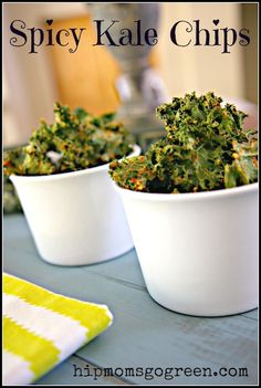 Spicy Kale Chips ~ delicious kalechips  packed with vitamins and minerals rawfood, kidsnacks, vegan, glutenfree