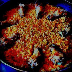 Not paella but a kind of